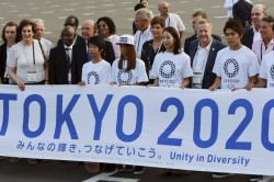 Tokyo Officials Ioc Clash Over Olympic Marathon Switch