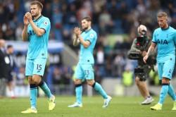 Tottenham Crisis Eric Dier