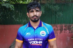 World U 23 Wrestling Veer Dev Gulia To Fight For Bronze Naveen Repechage
