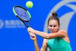 Veronika Kudermetova Beats Elina Svitolina Kremlin Cup Jelena Ostapenko Defeats Elise Mertens Luxembourg Open