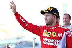 Vettel Takes Blame Ferrari Really Poor Start Japan