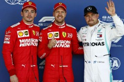 Sebastian Vettel Ferrari Suzuka Formula One Japanese Grand Prix Hamilton