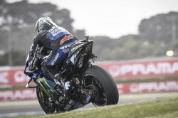Vinales Stakes Early Claim On Victory Down Under
