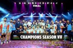 Pro Kabaddi League 2019 Final Bengal Warriors Clinch Maiden Pkl Title After Win Over Dabang Delhi