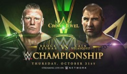 Wwe Crown Jewel 2019 Matches Predictions India Start Time How To Watch