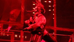Reason Why The Fiend Was Not Crowned Wwe Champion At Hell In A Cell