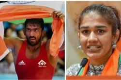 Haryana Election Result 2019 Wrestler Yogeshwar Dutt Babita Phogat Lose Sandeep Singh Wins