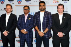 Eoin Morgan Zaheer Khan Join Sony Pictures Sports Network In Countdown To Abu Dhabi T10 League