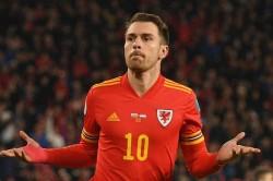 Wales 2 0 Hungary Aaron Ramseys Double Delight Ryan Giggs Euro