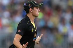 Man Of The Match Abbott Australia Return Privilege First Game Since