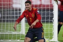 Alvaro Morata Spain Euro 2020 Squad