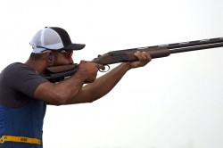 Asian Shooting Championship Angad Bajwa Mairaj Khan Add To India S Olympic Quota Places In Shooting