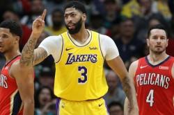 Anthony Davis Los Angeles Lakers New Orleans Pelicans Kemba Walker Boston Celtics Nba