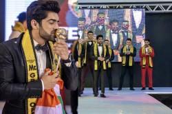 India S Ashwani Neeraj Wins Mr Grand International 2019 Pageant Brazil