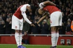 Rumour Has It Arsenal Alexandre Lacazette Pierre Emerick Aubameyang Unai Emery