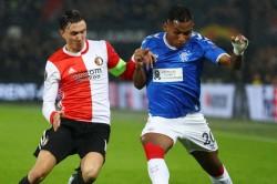 Feyenoord Rangers Europa League Report