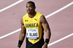 Yohan Blake To Promote Road Safety In India