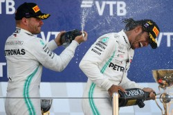 F1 Raceweek Bottas Pole Has Mercedes Scenting Double Celebration In Austin