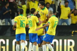 Brazil 3 0 South Korea Comfortable Win Eases Tite Pressure