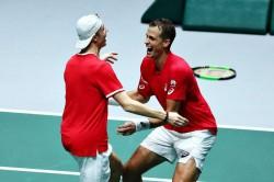 Davis Cup Finals Alex De Minaur Comeback Not Enough Australia Against Canada