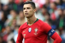 Cristiano Ronaldo Questions Portugal Fernando Santos Fumes News Conference