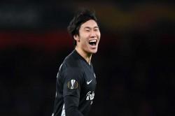 Arsenal 1 2 Eintracht Frankfurt Daichi Kamada Europa League Unai Emery