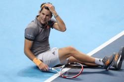 Dominic Thiem In The Zone Novak Djokovic Win