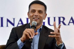 Rahul Dravid Cleared Of Conflict Of Interest Charges Bcci Ethics Officer