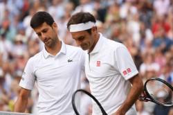 Roger Federer Relishing Novak Djokovic Atp Finals