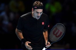 Roger Federer Rues Missed Chances Pretty Bad Mistakes Atp Finals Exit