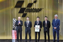 Marquez Hogs Limelight In The Fim Motogp Awards Ceremony