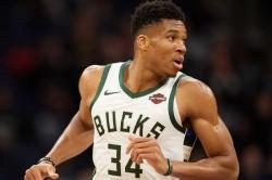Giannis Milwaukee Bucks Lebron James Lakers Nba Joel Embiid 76ers Raptors