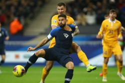 France Moldova Euro 2020 Qualification Olivier Giroud Penalty