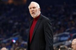 San Antonio Spurs Nba Gregg Popovich