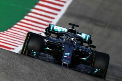 Lewis Hamilton F1 Struggles United States Grand Prix Practice
