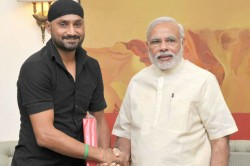 Please Save Us From Air Pollution Harbhajan Appeals To Pm Modi