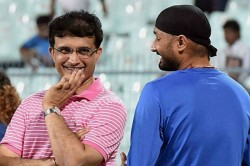 Harbhajan Hopes Ganguly Brings Strong People To Selection Panel