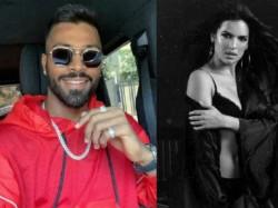 Hardik Pandya Clicked After Dinner Date With Rumoured Girlfriend Natasha Stankovic