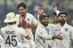 India Vs Bangladesh Day Night Test As It Happened India Series Win Virat Kohli Ishant Sharma