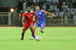 Fifa World Cup Qualifiers India Vs Oman India Go Down By A Solitary Goal In Muscat