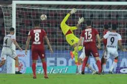 Isl 2019 20 Manvir Singh S Late Strike Earns Fc Goa A Draw Against Northeast United