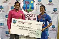 India Women Vs West Indies Jemimah Stars As India Win 3rd T20i By 7 Wickets Seal Series
