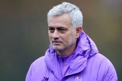 Tottenham Spurs Boss Jose Mourinho Denies Reports Arsenal Talks Unai Emery Pochettino
