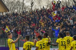 Real Kashmir Fc Attracting Youth In The Valley To Consider Football As Career Muhammad Hammad