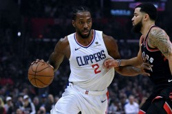 Los Angeles Clippers Nba Paul George Kawhi Leonard