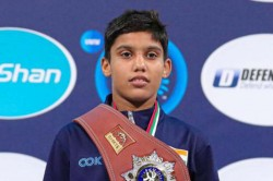Asian U 15 Wrestling Championship India Impress On Day 2 Bag Six Gold Medals