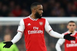 Arsenal 2 2 Southampton Alexandre Lacazette Premier League