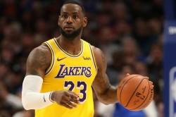 Lebron James Los Angeles Lakers Nba Chicago Bulls