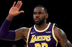 Lebron James La Lakers Golden State Warriors Steve Kerr