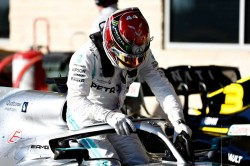 F1 United States Grand Prix Lewis Hamilton Takes Blame Poor Qualifying